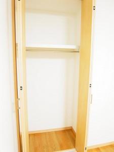 ディナ・スカーラ新宿 洋室1収納