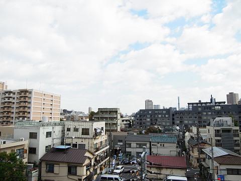 ディナ・スカーラ新宿 眺望