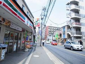 アールヴェール新宿弁天町 周辺
