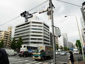 シンシア日本橋新川  周辺