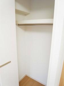 フジタ野沢マンション 洋室1クローゼット