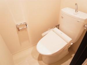 ハイシティ目黒  トイレ