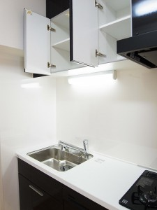 ハイシティ目黒  キッチン