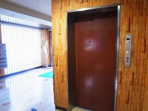 薬王寺ニューハイツ エレベーター