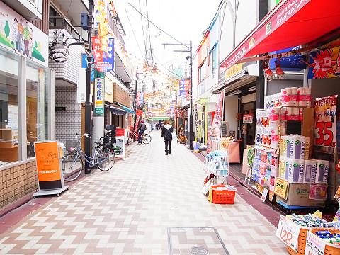 鶴ハイム笹塚 周辺