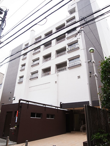 鶴ハイム笹塚 外観