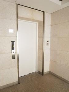 フォルム四谷外苑東 エレベーター