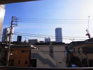 オリエンタル新宿コーポラス  眺望