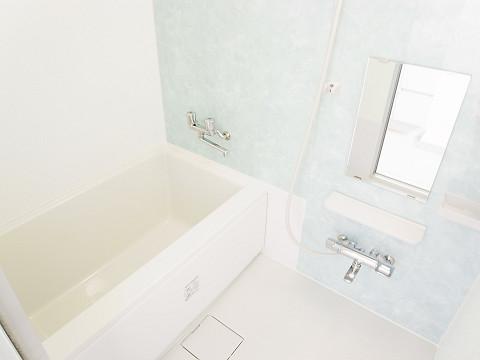 三田ハイデンス  バスルーム