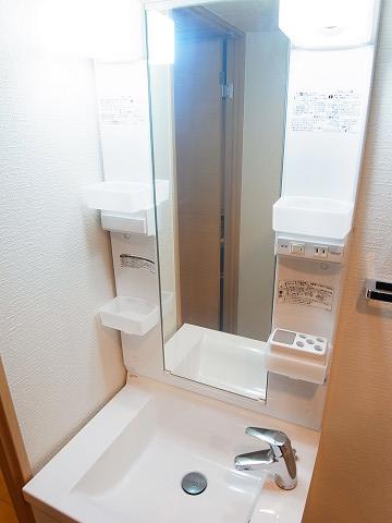 キャニオンマンション駒沢 洗面台