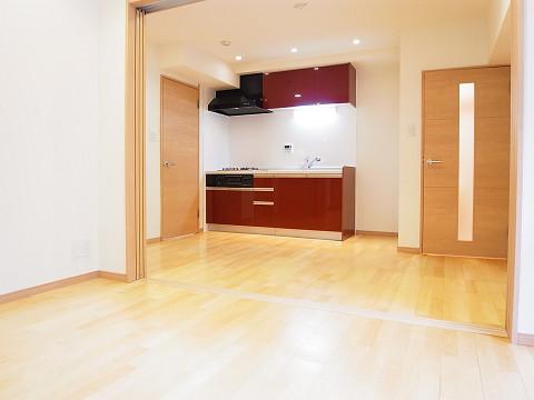 キャニオンマンション駒沢 洋室