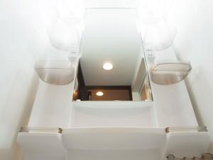 オリエンタル新宿コーポラス 洗面台
