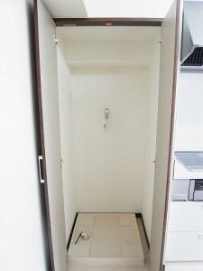 オリエンタル新宿コーポラス 洗濯機置場