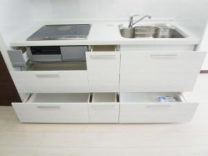 オリエンタル新宿コーポラス キッチン
