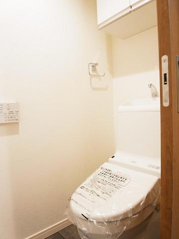 秀和五反田駅前レジデンス トイレ