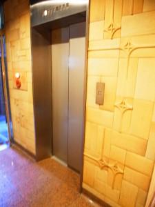ロイヤルハイツ新宿御苑 エレベーター