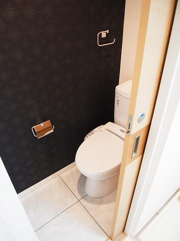 ロイヤルハイツ新宿御苑 トイレ