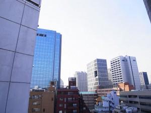 三田ハイデンス  洋室1眺望