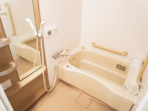 ニューライフ日本橋  バスルーム