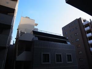 ニューライフ日本橋  眺望