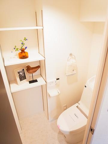 日本橋ニューシティダイヤモンドパレス トイレ