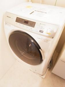 日本橋ニューシティダイヤモンドパレス 洗濯機