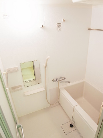 ベルグリーン目黒 バスルーム