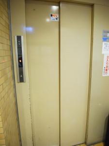 クレール武蔵小山 エレベーター