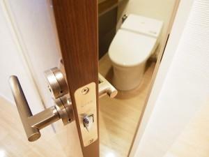 レジオン経堂  トイレ