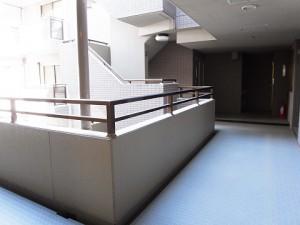 イトーピア幡ヶ谷 外廊下