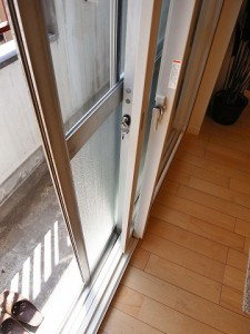 日興パレス日本橋 洋室1 窓