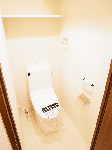 クレール武蔵小山 トイレ