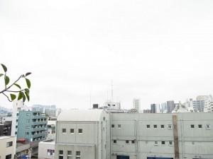 クレール武蔵小山 眺望