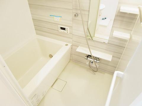 秀和等々力レジデンス 浴室