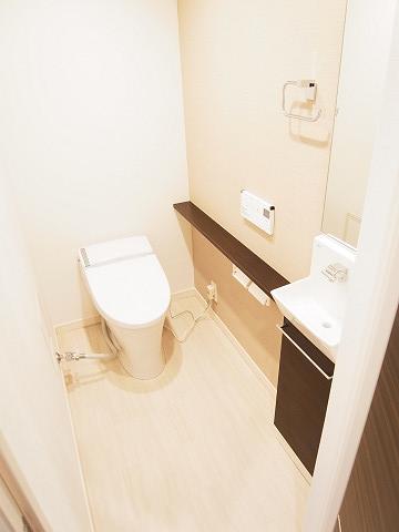 ハイツ参宮橋 トイレ