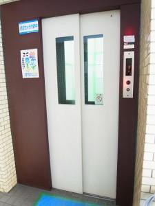 ワールドパレス第三武蔵小山 エレベーター