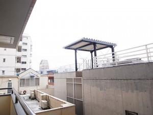 ワールドパレス第三武蔵小山 眺望