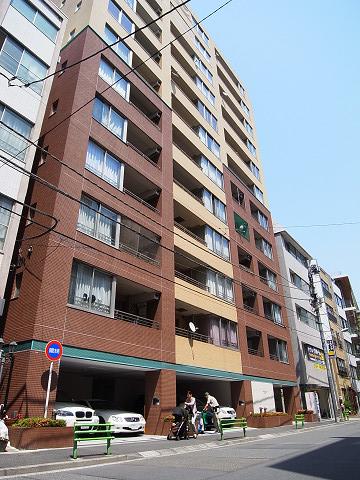 ファミール東京CITYグラン・スイート  外観
