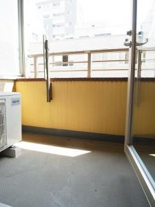 ファミール東京CITYグラン・スイート  バルコニー