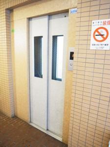ダイアパレス三軒茶屋 エレベーター