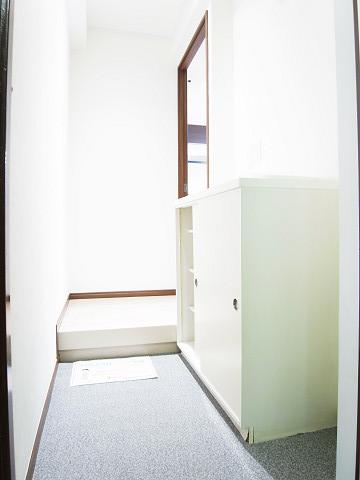 GSハイム第3代々木公園 玄関