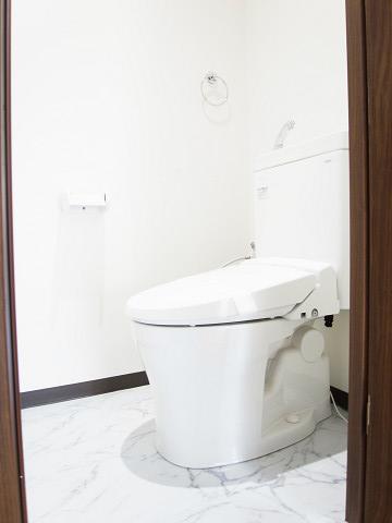 GSハイム第3代々木公園 トイレ