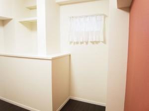 南平台アジアマンション  洋室1棚