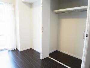 南平台アジアマンション  洋室2収納