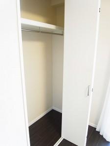南平台アジアマンション  洋室3収納