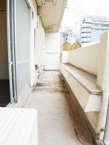 南平台アジアマンション  バルコニー