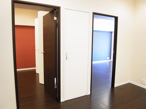 南平台アジアマンション  洋室1・2