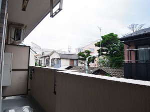 ライオンズシティ渋谷本町  バルコニー眺望