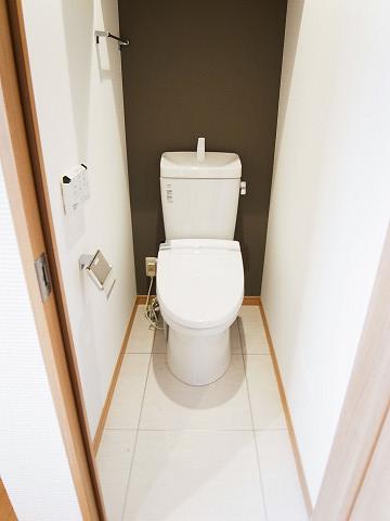 サンコーポラス等々力 トイレ
