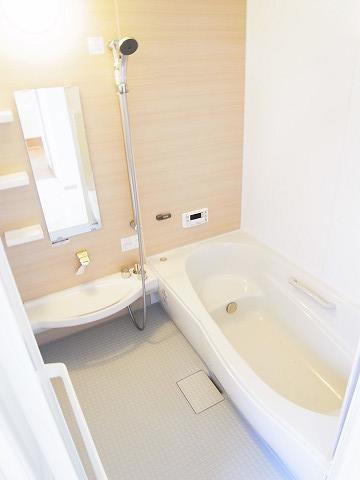 サンコーポラス等々力 バスルーム